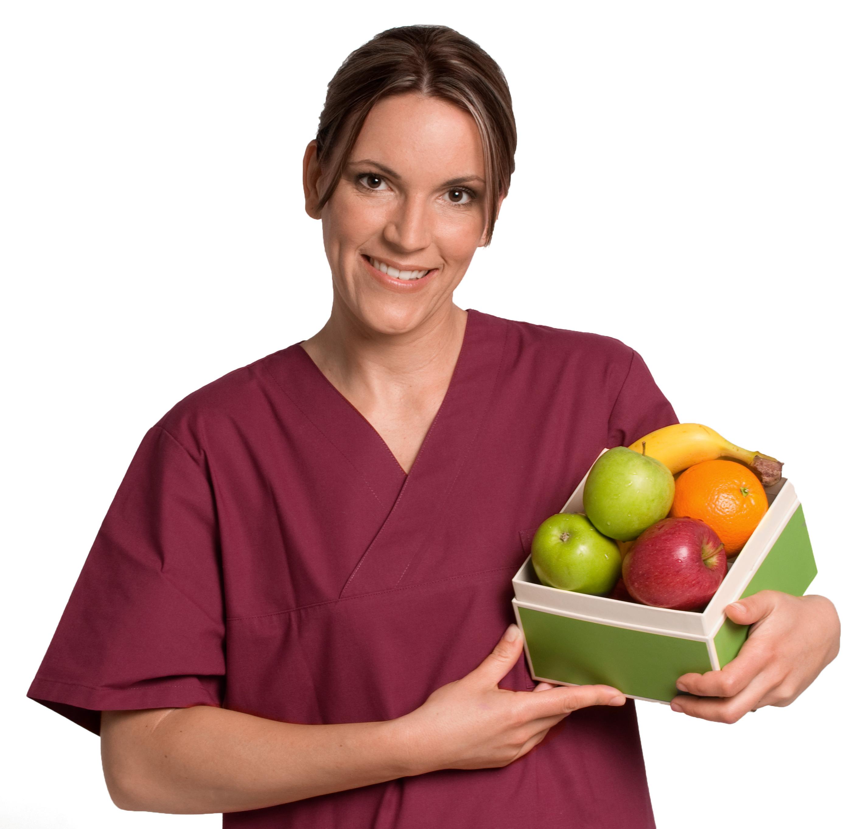 Individualprophylaxe: Auch Obst kann einen Beitrag zur Zahngesundheit leisten.