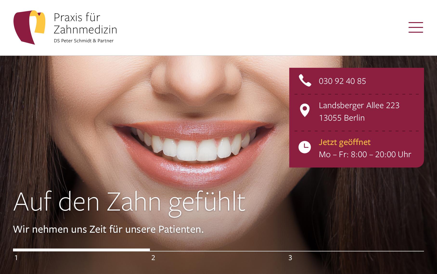 Zahnersatz Kronen Und Brücken Praxis Für Zahnmedizin In