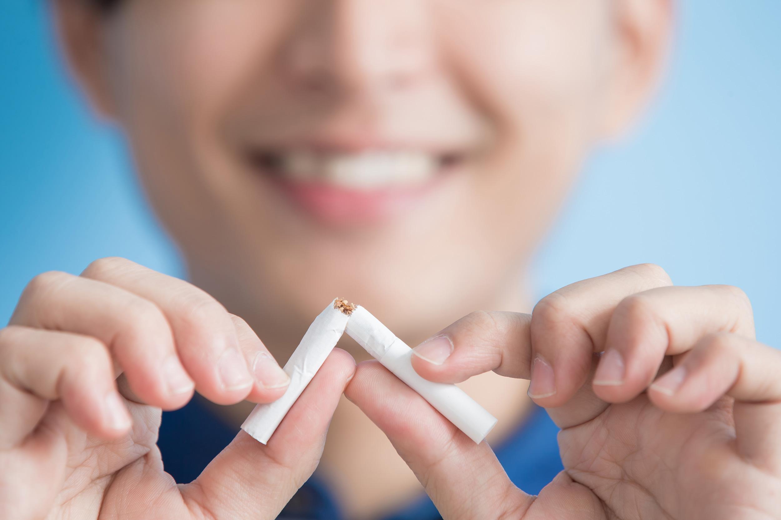 Dem zähne rauchen nach putzen 🎉 Die Sache